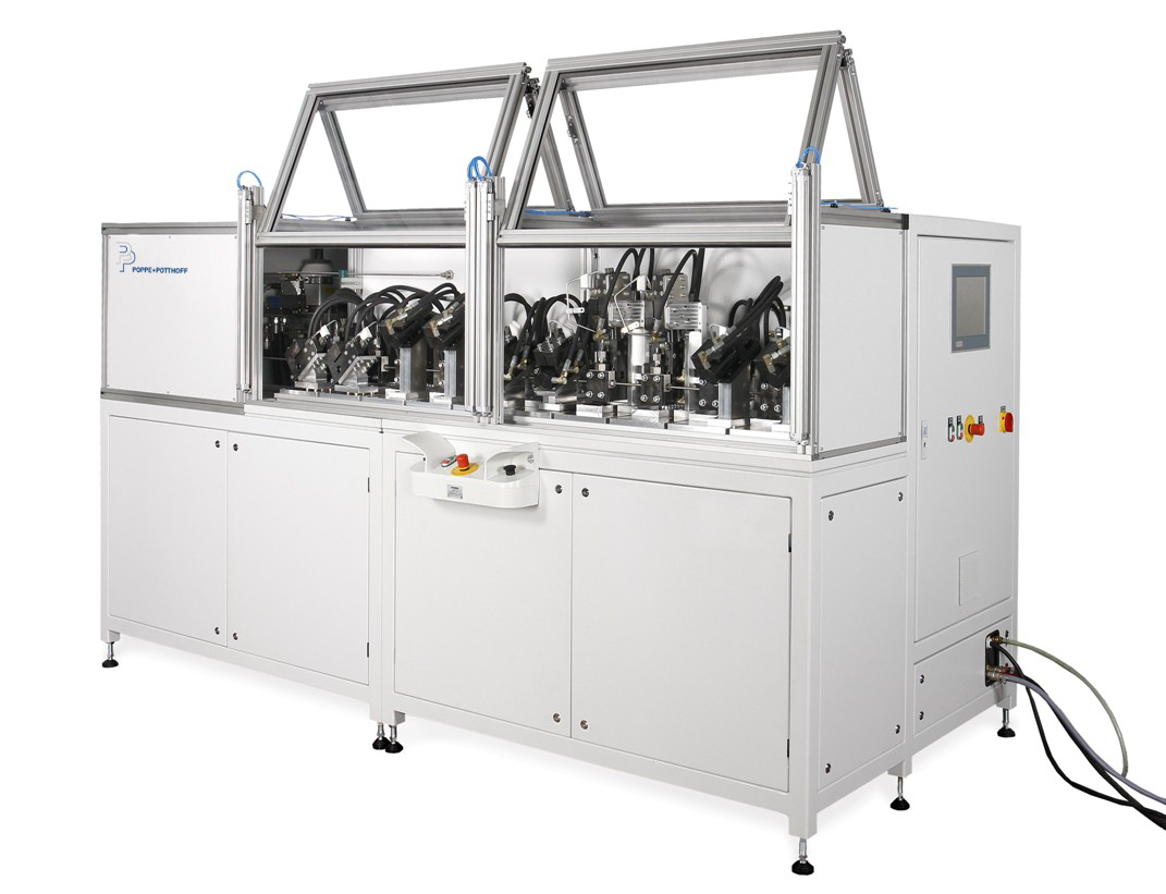 Autofrettage for Diesel Injection and Common Rail up to 9000 bar